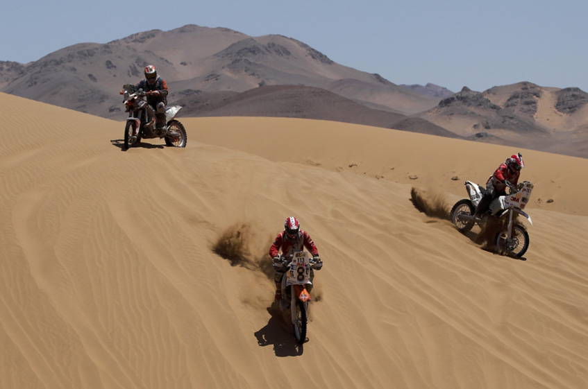 DAKAR 2013: A luxury approach to the world's greatest rally competition