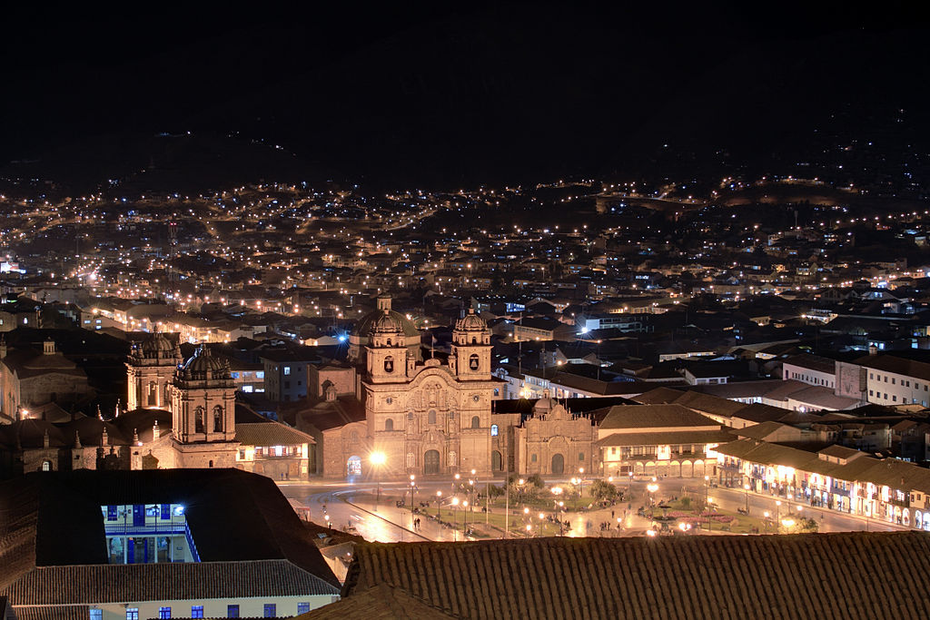 Cusco Night