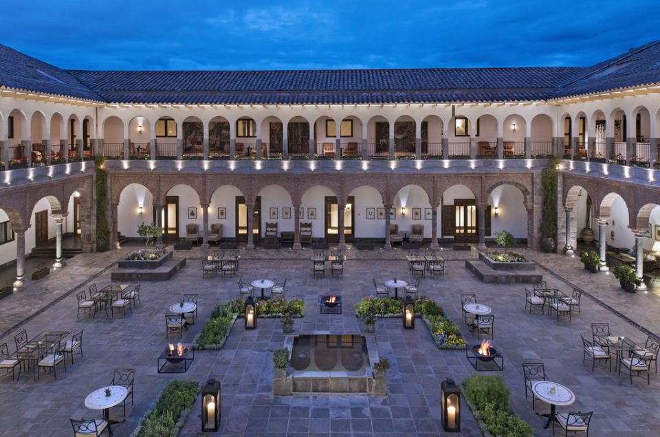 5 Star Hotels in Peru
