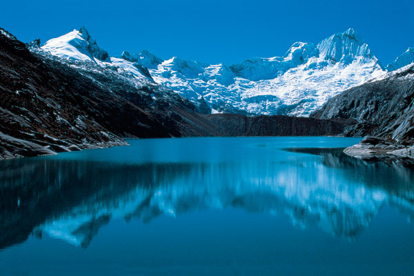 Huaraz, a Jewel in the Peruvian Andes