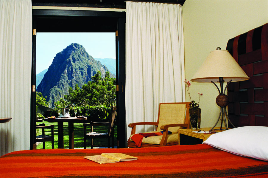 Waking up in Heaven: Machu Picchu Sanctuary Lodge