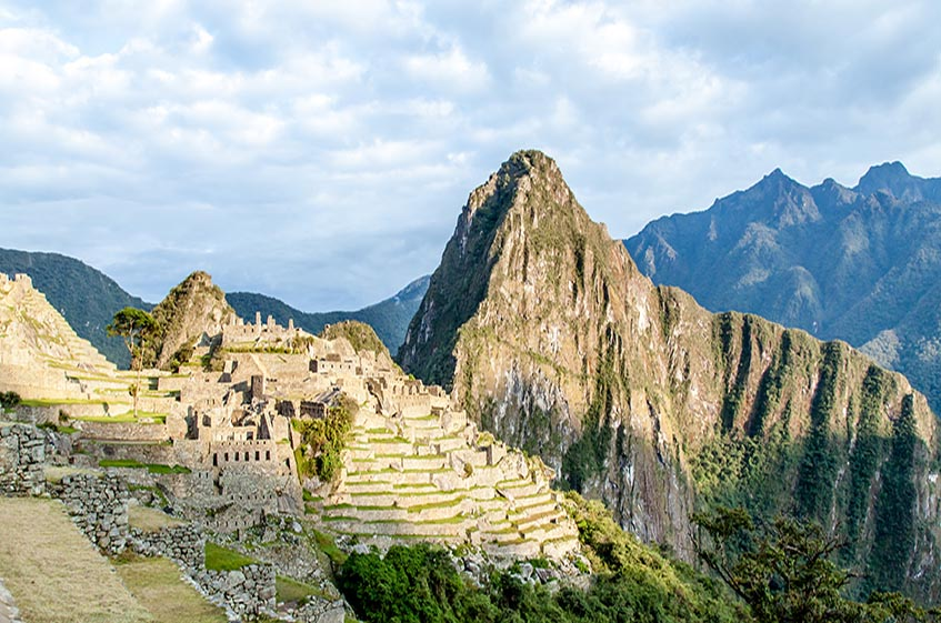 Differences between Huayna Picchu and Machu Picchu Mountain Hike