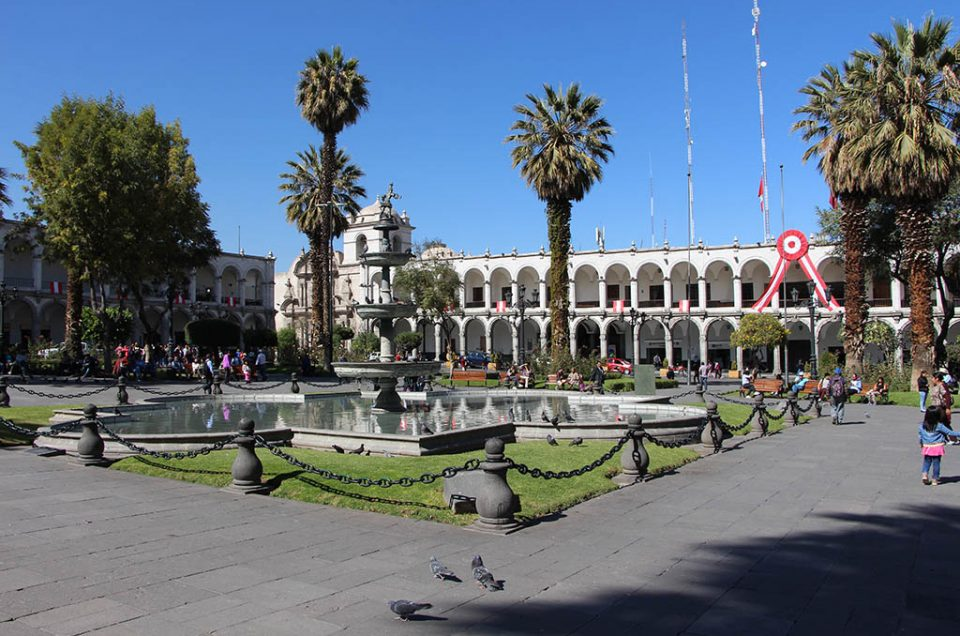 10 Things to Do When You Visit Arequipa