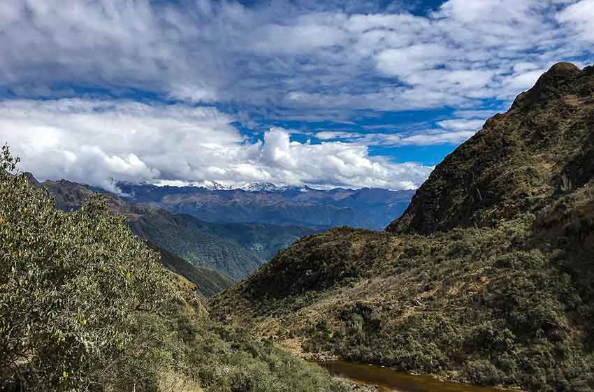 Inca Trail Weather