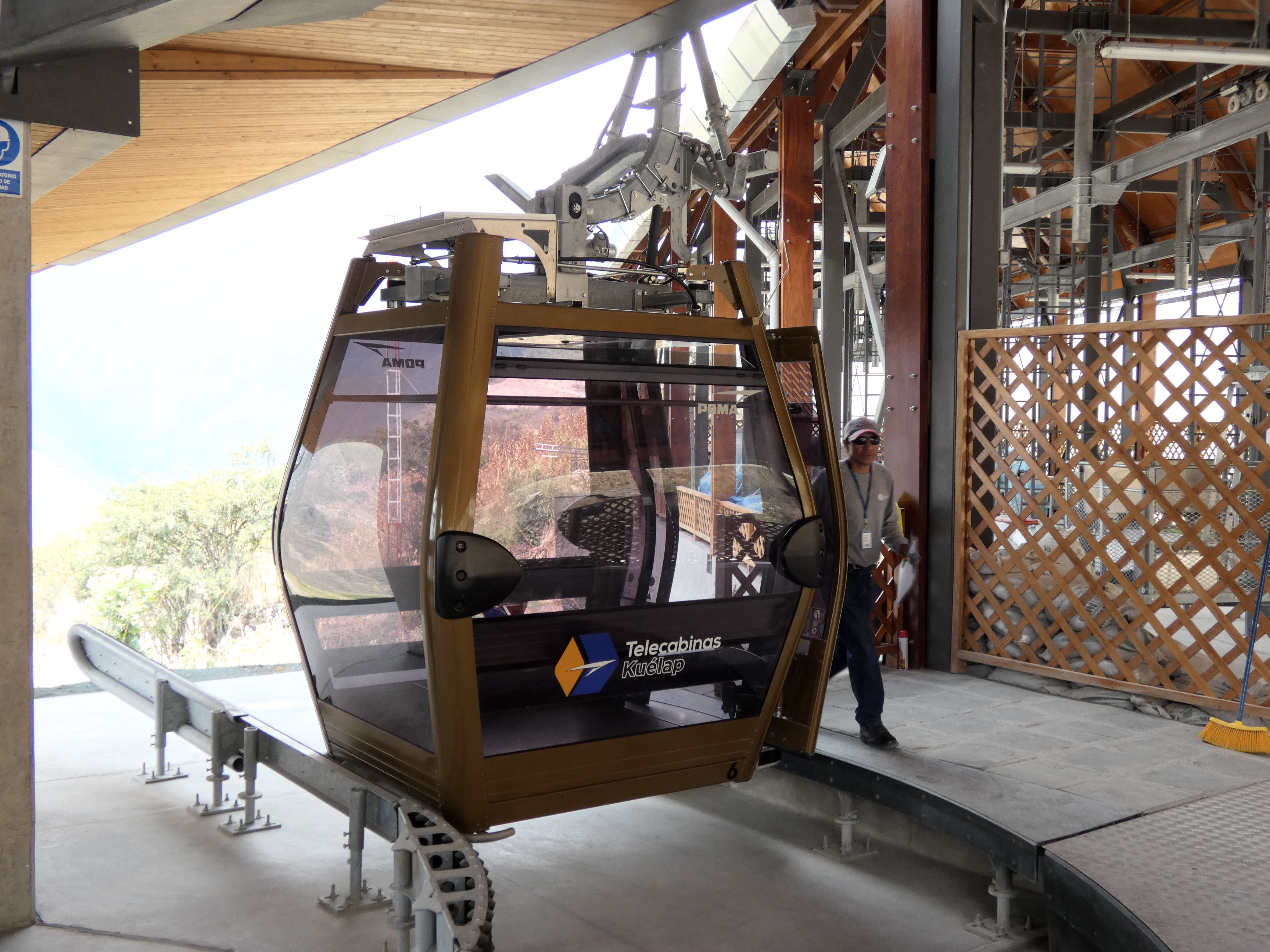 Cable Car Kuelap