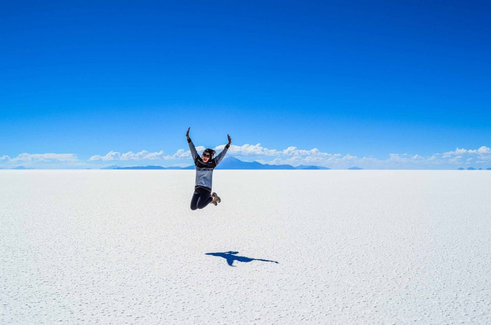 Top facts about the Uyuni Salt Flats